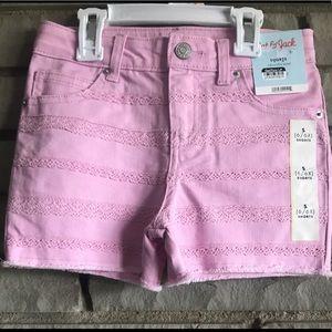 Girls shorts 2 pairs